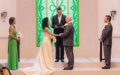 Faith Assembly Orlando Wedding 11