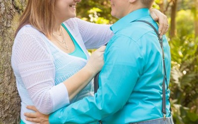 Florida Lesbian Engagement