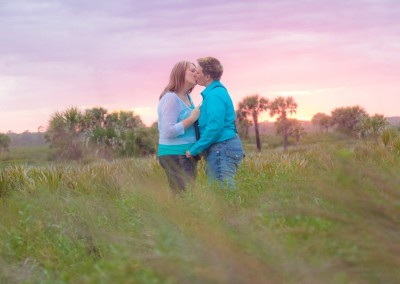 Lesbian Engagement Orlando FL LGBT Wedding Photographer