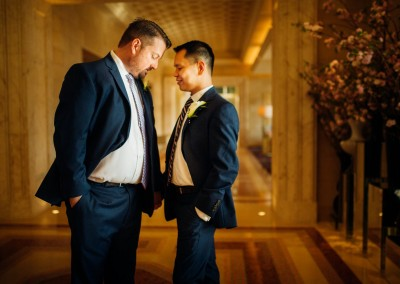 Four Seasons Orlando Same Sex Wedding