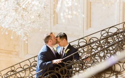 Four Seasons Orlando Same Sex Wedding