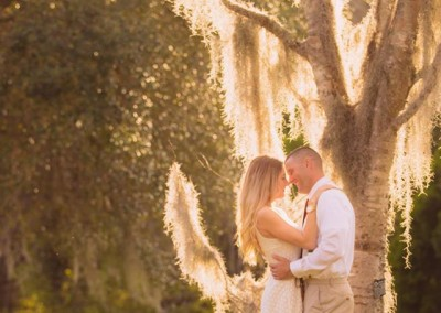 Kanapaha Gardens Gainesville Engagement Photographer