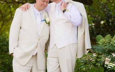 Lake Eola Orlando Gay Wedding