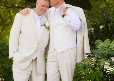 Lake Eola Orlando Gay Wedding
