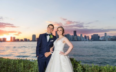 Miami Rusty Pelican Wedding