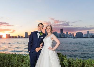 Miami Rusty Pelican Wedding