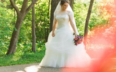 Missouri Botanical Gardens Wedding 2
