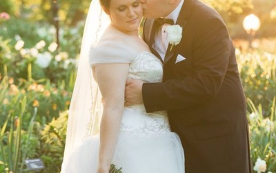 Missouri Botanical Gardens Wedding 3