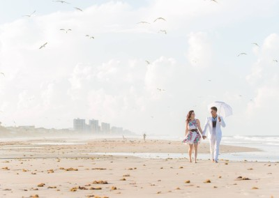New Smyrna Beach Proposal Photographer