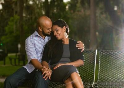 Orlando Cypress Gardens Engagement