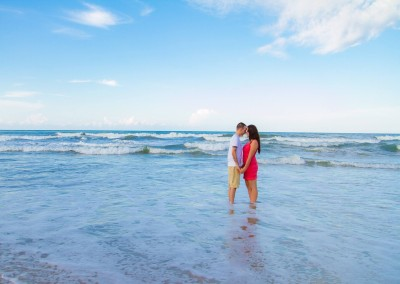 Daytona Beach Engagement