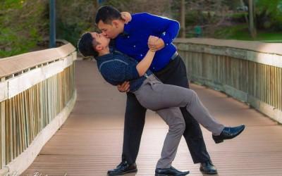 Orlando Gay Engagement 3