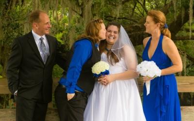 Orlando Lesbian Wedding 5