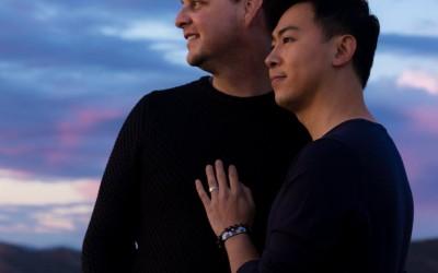 San Francisco Gay Engagement 2