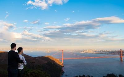 San Francisco Gay Engagement 3