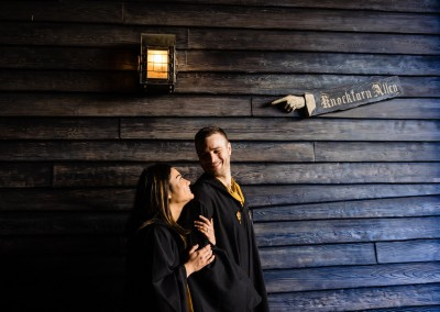 Wizarding World of Harry Potter Engagement