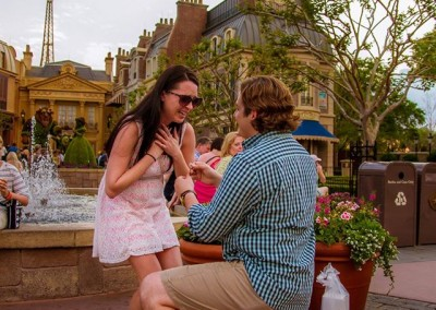 Disney Epcot Proposal