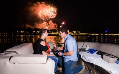 Disney Fireworks Proposal