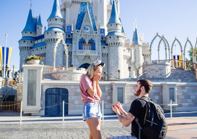 Disney Magic Kingdom Proposal