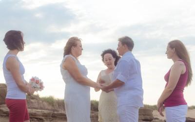 Florida Lesbian Wedding 2