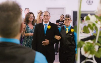 Florida Lesbian Wedding 6