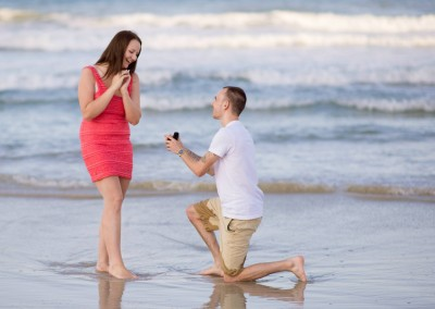 Orlando Surprise Marriage Proposal Photographer