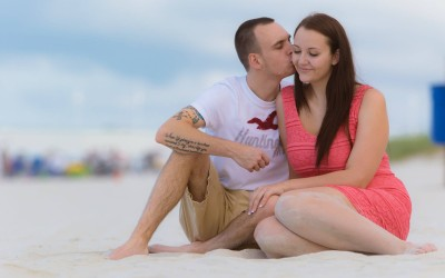 Orlando Florida Surprise Proposal Photographer