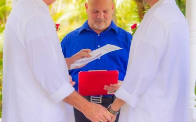 Orlando Gay Wedding 2