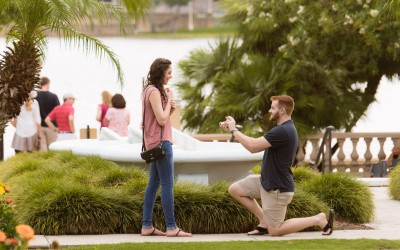 Orlando Proposal Photographer 2