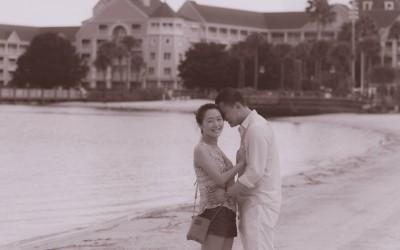 Orlando Surprise Marriage Proposal 4