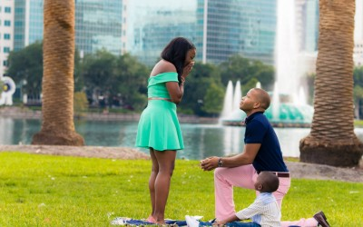 Orlando Surprise Marriage Proposal 5