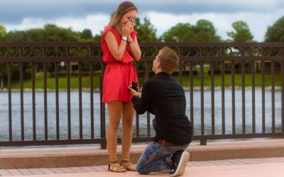 Orlando Surprise Proposal 14