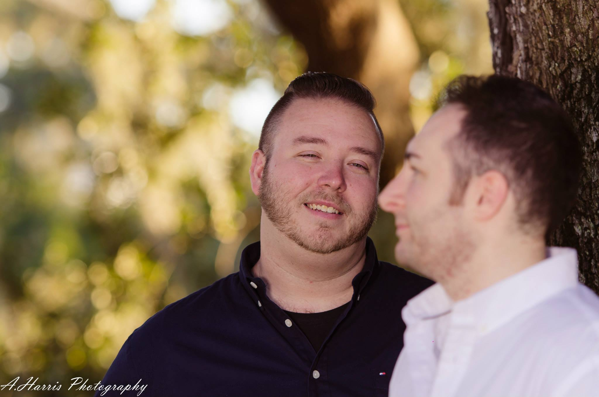 Florida Gay Engagement in Winter Haven, FL