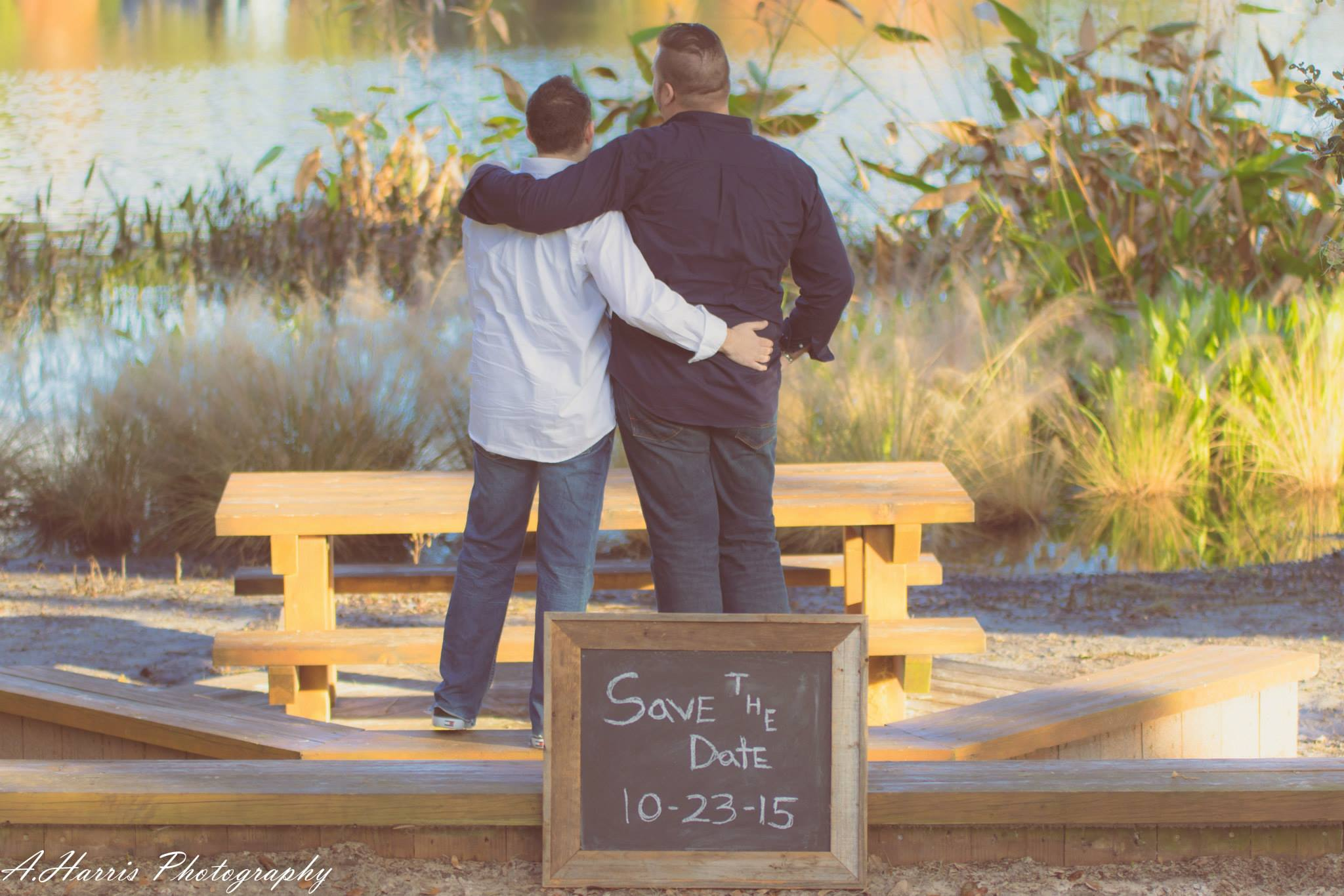 Orlando Wedding Photography Gay Engagement