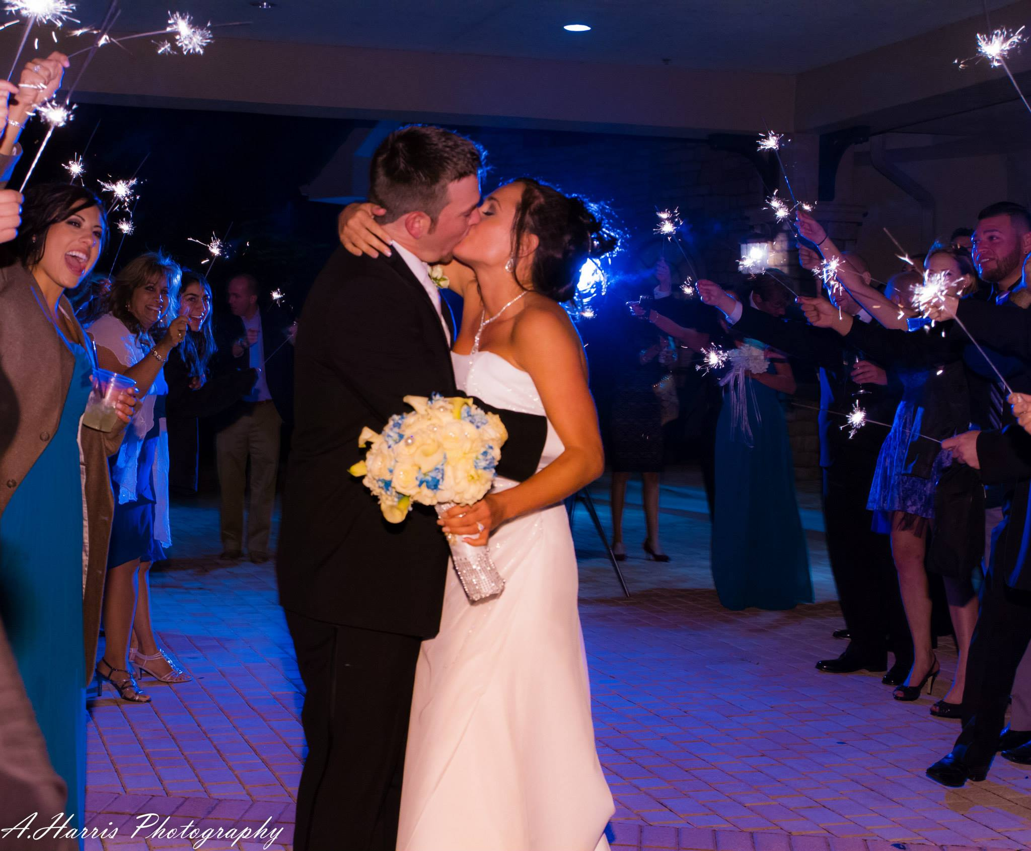 Eagle Creek Golf Club Wedding