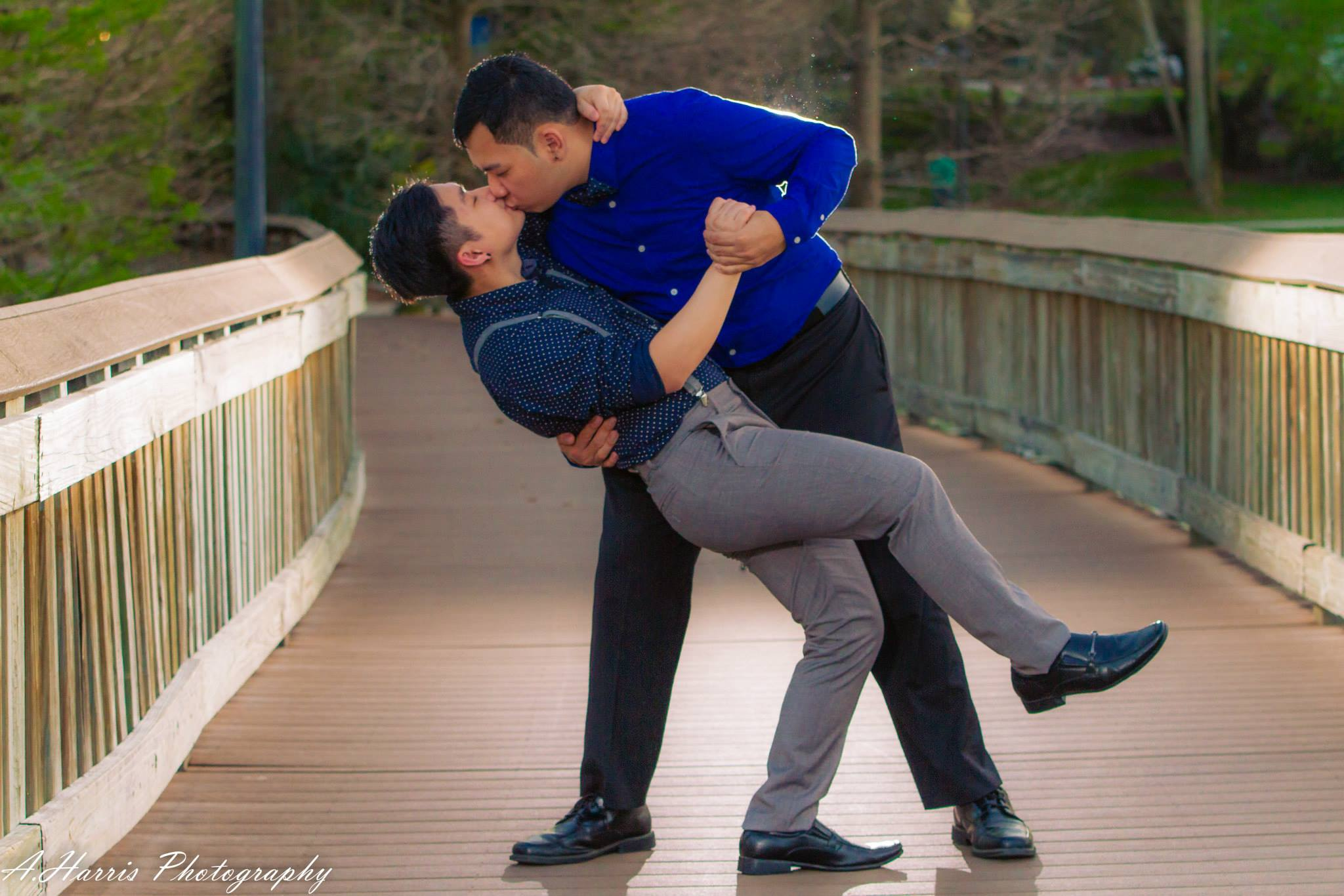 Orlando Wedding Photographer Gay Engagement