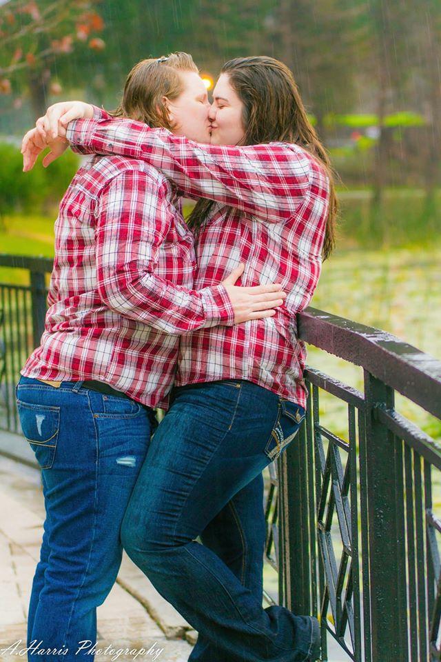 Orlando Florida Lesbian Engagement