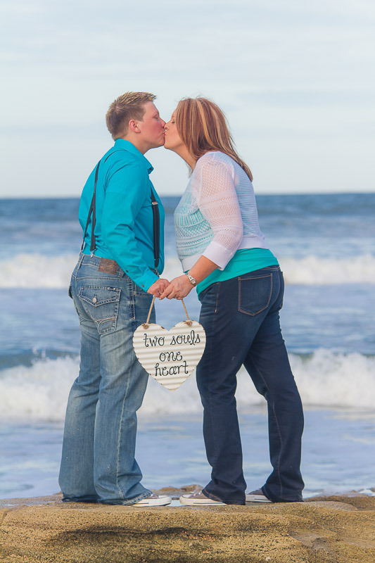 Washington Oaks State Park Palm Coast Florida Engagement