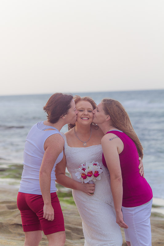 Washington Oaks State Park Palm Coast Florida Wedding