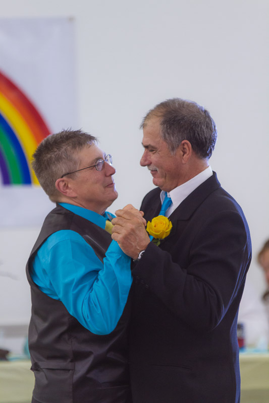 Zephyrhills Florida Same Sex Wedding