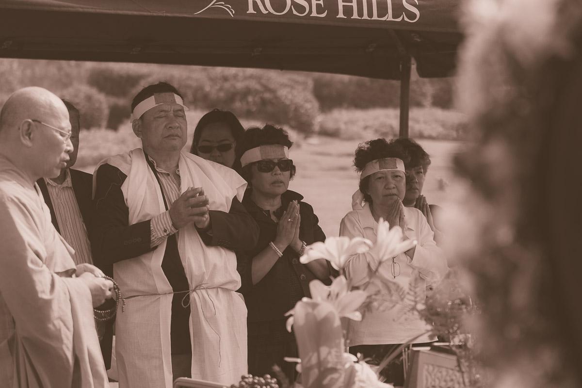 Los Angeles California Funeral Photographer