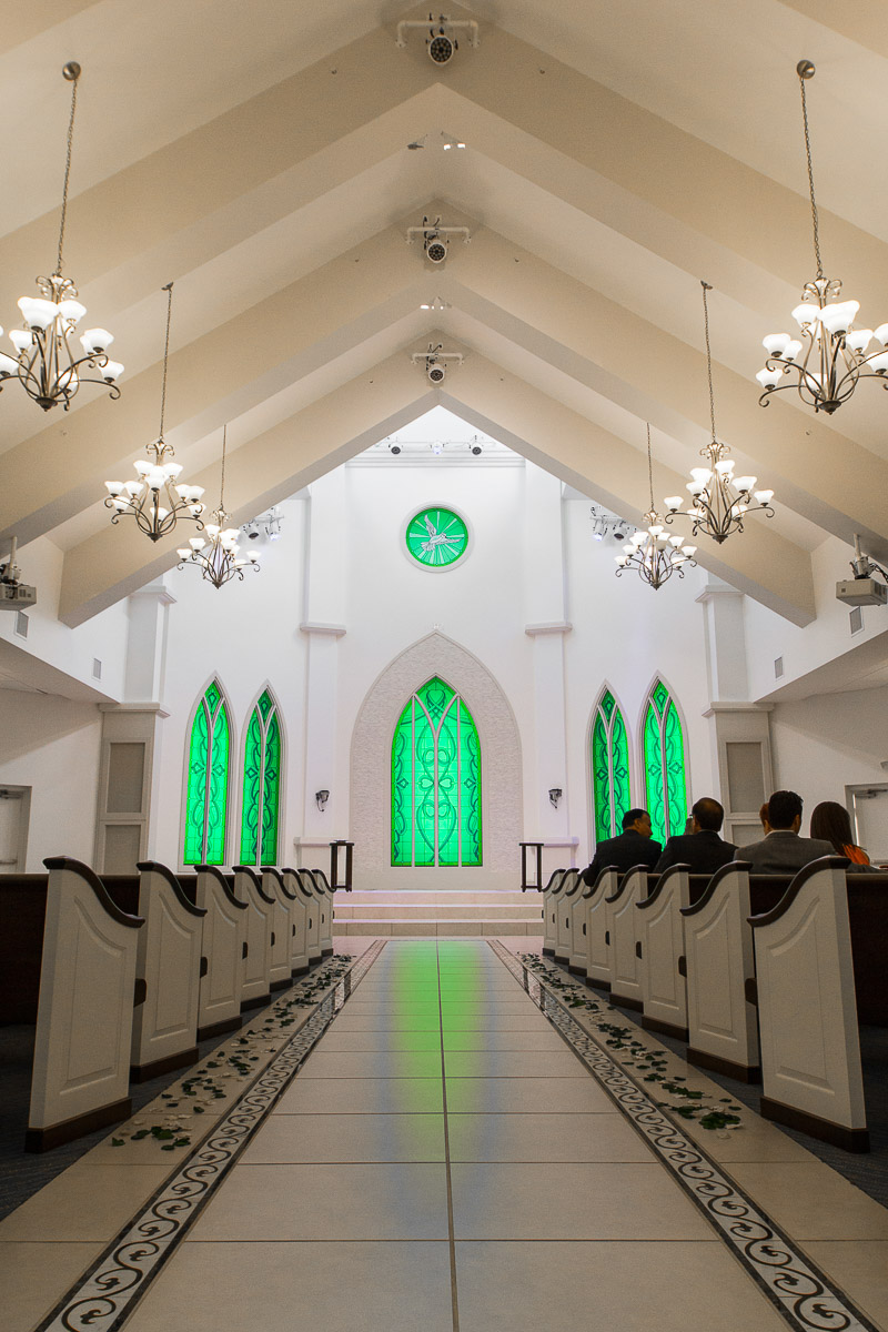Faith Assembly Orlando Wedding