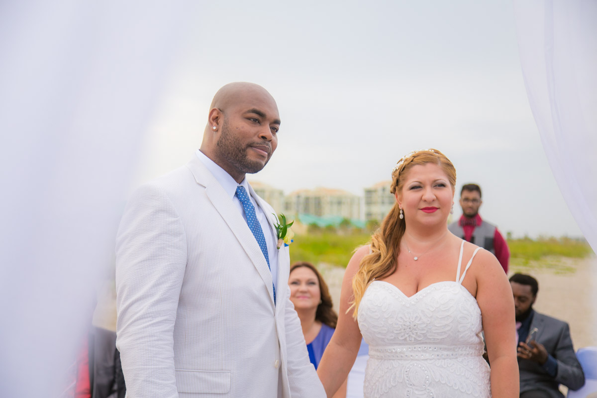 Fort Pierce Wedding