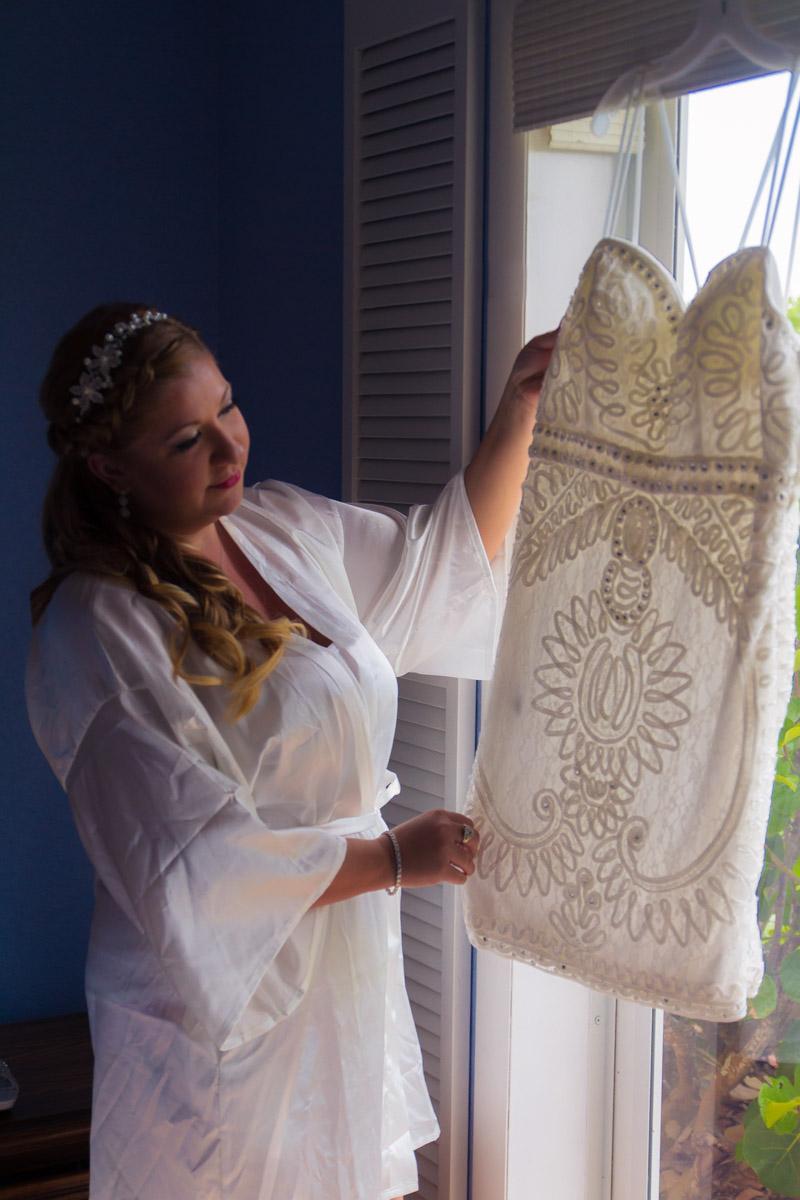 Getting Ready Orlando Wedding Photographer