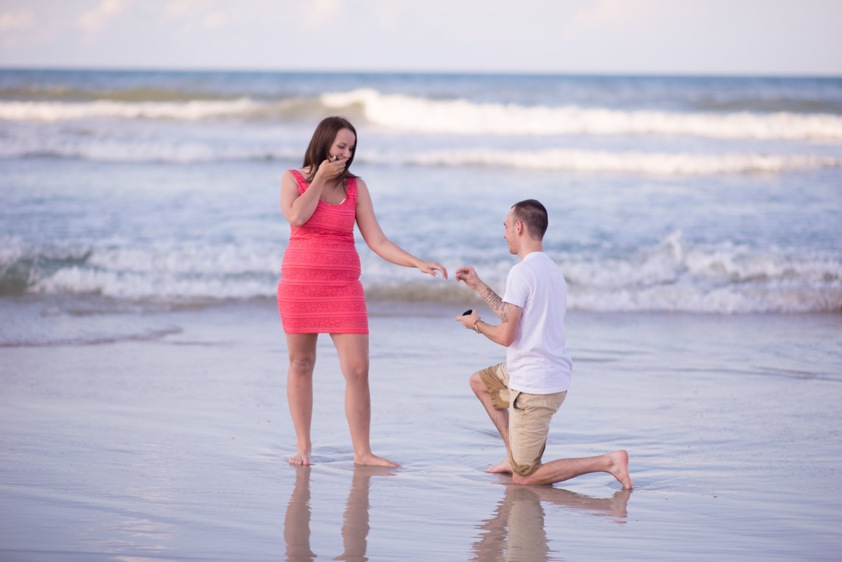 Daytona Beach Surprise Proposal