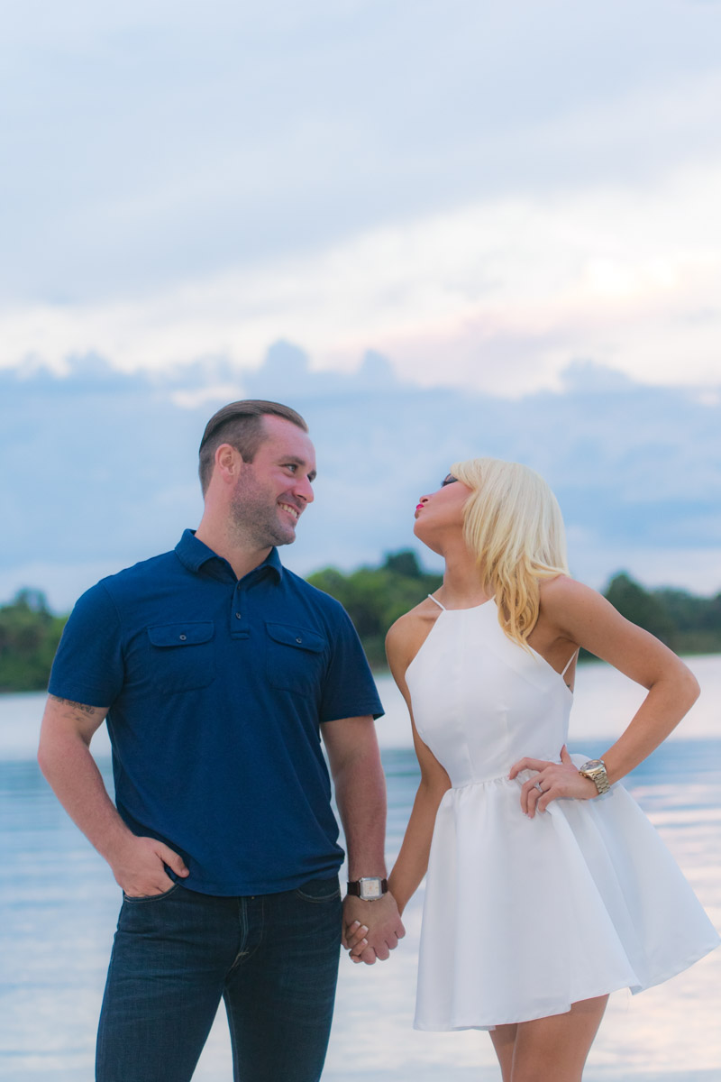 Disney Engagement Session