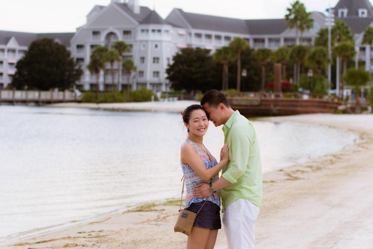 Disney World Proposal Photographer