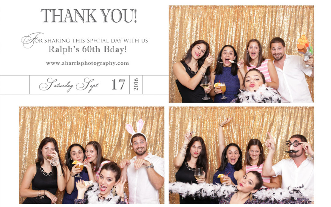 Orlando Photo Booth | 60th Birthday