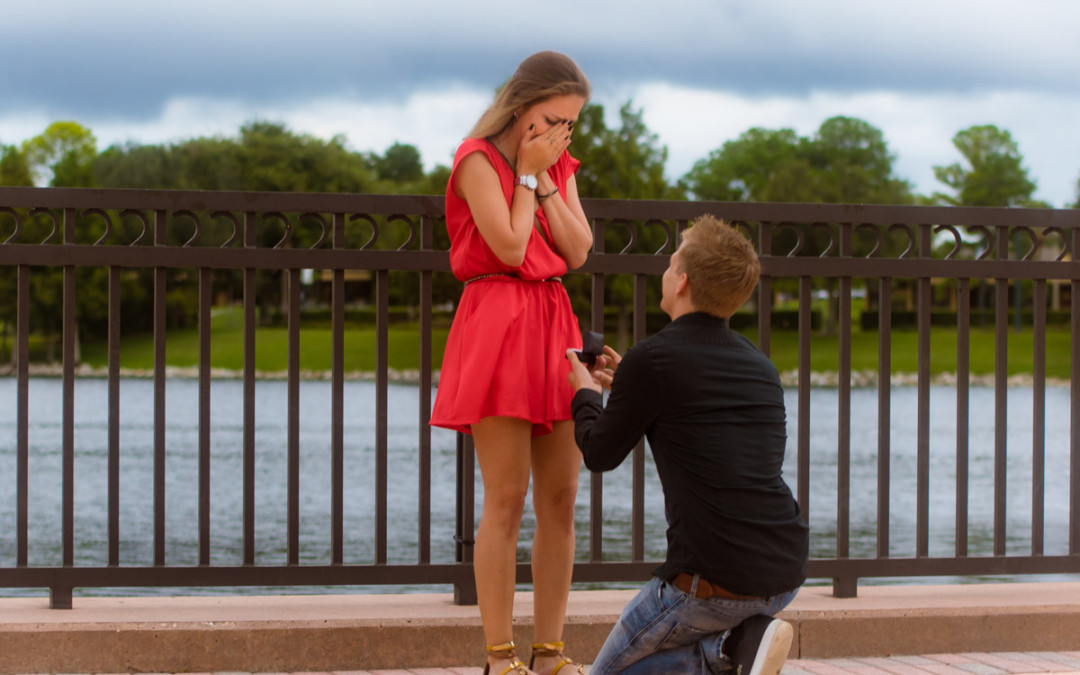 Cranes Roost Marriage Proposal | Orlando Proposal Photographer