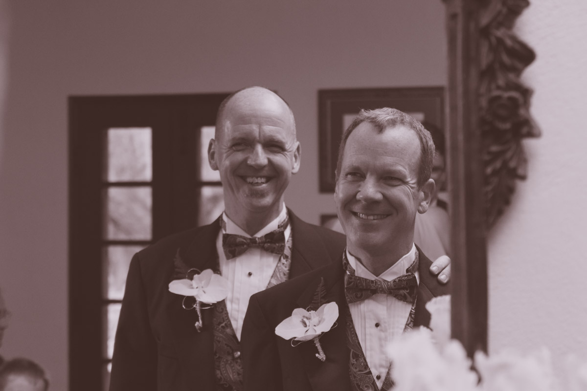 Orlando Same Sex gay Wedding Photographer